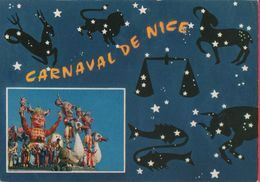 Carnaval De Nice LXXXIV (1968) Asterix Le Gaulois. Originale. Non Viaggiata - Monuments