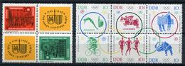 40482) DDR # 1012/13 + 1039-44 Postfrisch Aus 1964, 51.- € - [6] République Démocratique