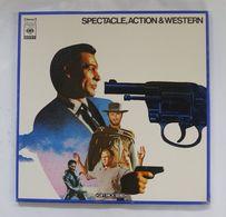 Vinyl Double LP :  Spectacle Action&Western   CBS/Sony  SOPH 95~96  1972 - World Music