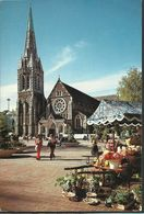 Modern Picture Postcard - New Zealand - Cathedral Square Christchurch - Unused - MPC 352 - Postcards