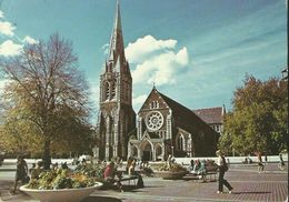 Modern Picture Postcard - New Zealand - Cathedral Square Christchurch - Unused - MPC 353 - Postcards