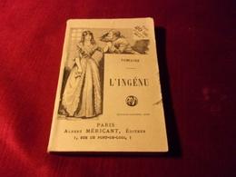 PARIS ALBERT MERICANT  No 9  VOLTAIRE  L'INGENU - Livres, BD, Revues