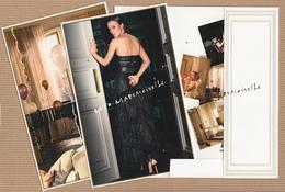 CC Carte Parfumée CHANEL 'COCO MADEMOISELLE' 2 CARTES & DÉPLIANT Perfume Card - Modernes (à Partir De 1961)