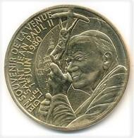 Monnaie De Paris 75.Paris - Sacré Coeur De Montmartre Jean Paul II 2014 - Monnaie De Paris