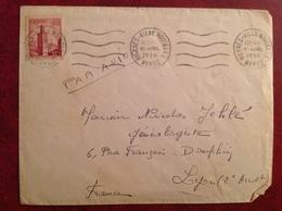 Meknes Ville Nouvelle Pour Lyon - Morocco (1956-...)