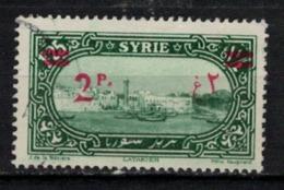 SYRIE      N°  YVERT    189    (1)        OBLITERE       ( O   2/64 ) - Gebraucht