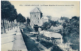 08 - Charleville - Le Vieux Moulin -  Non Circulée (vrn2) - Charleville