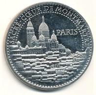 Monnaie De Paris 75.Paris - Sacré Coeur De Montmartre 2014 Blanche - Monnaie De Paris