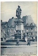 08 - Charleville - La Statue De Gonzague Fontaine  -  Non Circulée (vrn2) - Charleville