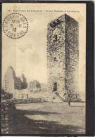 48177 . ENVIRONS DE VILLEFORT. TOUR FEODALE DE LA GARDE  (recto/verso)   ANNEE  1912 - France