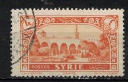 SYRIE      N°  YVERT    208    ( 1 )       OBLITERE       ( O   1/01 ) - Syrien (1919-1945)