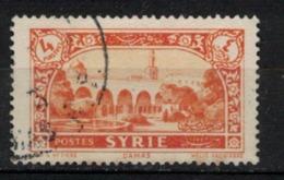 SYRIE      N°  YVERT    208    ( 2 )       OBLITERE       ( O   1/01 ) - Syrien (1919-1945)