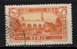 SYRIE      N°  YVERT    208    ( 5 )       OBLITERE       ( O   1/04 ) - Syrien (1919-1945)