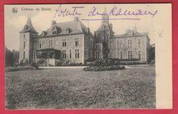 Grune  - Le Château ( Voir Verso ) - Nassogne