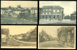 Grand Beau Lot De 100 Cartes Postales De Belgique  Groot Mooi Lot Van 100 Postkaarten Van België - 100 Scans - Cartes Postales