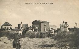 MEUVAINES LE BAIN DE SOLEIL SUR LA PLAGE - Autres Communes