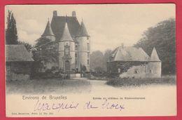 Steenokkerzeel - Entrée Du Château ( Verso Zien ) - Steenokkerzeel