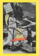 CPA ANGE Enfants 1904 - Anges