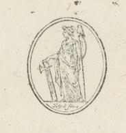 Montfaucon Montfaulcon An 12 – 28.10.1803 Héraldique «Quitter Le Presbytère» Héraldique - Historical Documents