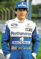 [MD1289] CPM - SENNA - FORMULA 1 GRAN PREMIO SAN MARINO - CON ANNULLO 1.5.1994 - NV - Grand Prix / F1