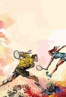 [ T26-043   ]   Tennis Ball Pelota De Tenis   , China Pre-stamped Card, Postal Stationery - Tennis