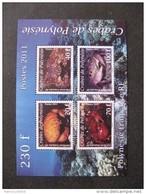 Polynésie:  TB BF N° 37, Neuf XX. - Blocks & Sheetlets