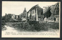 CPA - GUERRE 1914-1916 - ZUYDCOOTE Bombardé Par Les Allemands - Guerre 1914-18