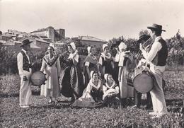 """CPSM Dentelée En NB De VEDENE  (84)  -  Groupe  Folklorique  """"RENEISSENCO""""    // TBE - Otros Municipios"""