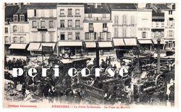 45  Pithiviers  La Foire Saint Georges  La Place Du Martroi - Pithiviers