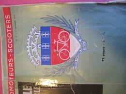 Revue D'époque/Cycles-Cyclomoteurs-Scooters/N° 22/40éme Salon L'Automobile Cycle/Salon De Paris /N° Spécial/1953  AC140 - Motos