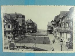 La Panne Place Roi Albert Rue Bonzel - De Panne