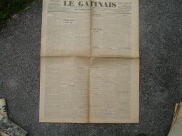 Le Gatinais  Etampes   Journal De Guerre  14.18 Du 26.10.1916 - 1914-18
