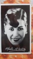 Spain - Old  Postcard - Spanish Edition - Sexy Femme - Actress Marta De Castilla - 1930s - Cabaret - Actores