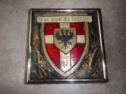 """Souvenir """"1er Régiment D'infanterie"""" Poids 800 Grs - 1939-45"""