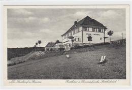39060794 - Neu-Saaldorf Am Stausee Mit Gasthaus Und Sommerfrische Gottliebstal. Karte Beschrieben Sehr Gut Erhalten. - Deutschland