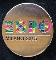 EXPO - MILANO 2015 - ITALIA - ITALIE - MILAN   -   (ROSE) - Villes