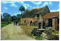 CPA 35 - Ille Et Vilaine - Chaumières De Bretagne 1981 - Unclassified