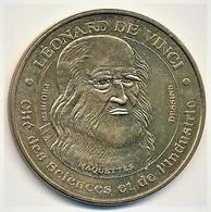 Monnaie De Paris 75.Paris - Cité Des Sciences Léonard De Vinci 2012 - Monnaie De Paris