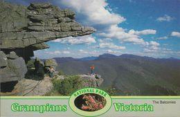 Australien  - Grampians-Nationalpark - The Balconies - Nice Stamp - Australia