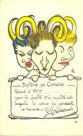 Illustrateur Vic - Diplôme De Cornarde - 5720 - Illustrateurs & Photographes