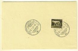 ISOLE JONIE - MARCOFILIA - ANNULLO SPORADI 12 - 7 - 1941 SU REGNO CENT. 5 - 9. Occupazione 2a Guerra (Italia)