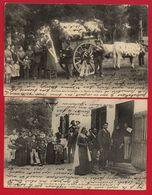 Landes - 40 - Lot De 6 Cartes Postales Anciennes - Noces - Echassier - Résiniers - France