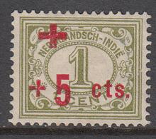 Nederlands Indie MLH NVPH Nr 135 From 1915 / Catw 7.50 EUR - Nederlands-Indië