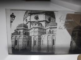 87 - Plaque De Verre - Italie - Florence , Le Dôme - Glasplaten
