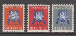 Nederlands Indie MLH NVPH Nr 290/92 From 1941 / Catw 20.50 EUR - Nederlands-Indië