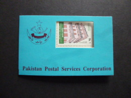 PAKISTAN SG 0913 QA WAZIR MANSION BOOKLET - Pakistan