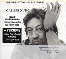 """Serge Gainsbourg  """"  Mauvaises Nouvelles Des étoiles  """" - Sin Clasificación"""