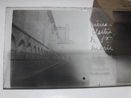 92 - Plaque De Verre - Italie - Florence, Vieux Cloitre De Ste Marie Nouvelle - Glasplaten
