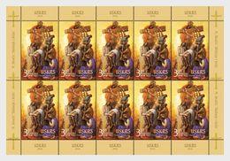 Kroatië / Croatia - Postfris / MNH - Sheet Pasen 2018 - Kroatië