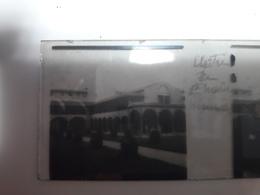 97 - Plaque De Verre - Italie - Florence - Cloitre De Ste Marie Nouvelle - Glasplaten